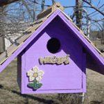 Wren House – Lavendar