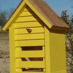 Ladybug House – Yellow