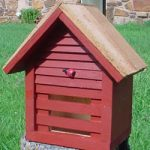 Ladybug House – Red