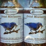 Dried Mealworms/2 Pack