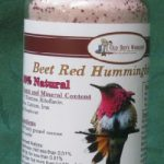 Hummingbird Food Beet 16 oz