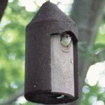 Free Hanging Birdhouse – 1 1/2″
