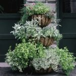 Tiered Planter Classic with Liners – 2 Tiers