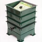 Worm Factory Standard 3 Tray – Green