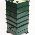 Worm Factory Standard 5 Tray – Green