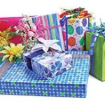 Plantable Wrapping Paper – All Occasion Collection – Set of 6