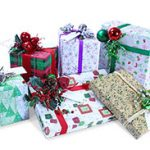Plantable Wrapping Paper – Holiday Collection – Set of 6